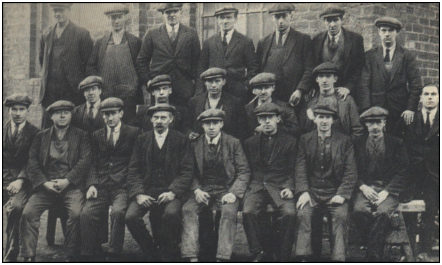 Foundry Workers c1912
