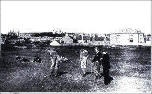 Golfers 1896