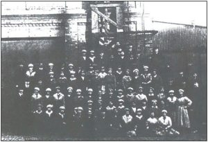 James F. Low Foundry Workers 1914