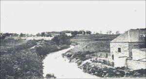 Milton Dairy, Burnside Cottages