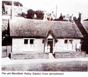 Old Police Station Monifieth