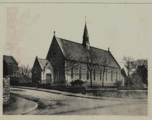 Gerard Hall 1900