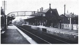 Monifieth Station
