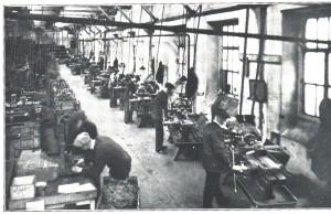 Moulding Machine Shop