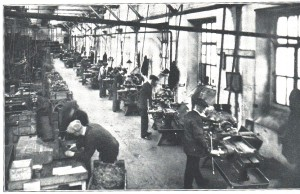 Moulding Machine Shop