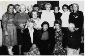 S. Church women's guild