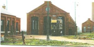 Milton Tram Depot