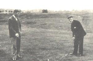 Golfers 1890's