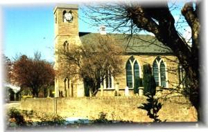 St. Rules - Monifieth Parish Church
