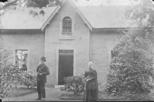Ashludie Head Gardener 1896