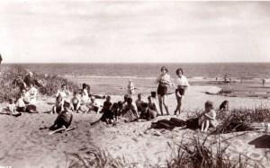 Monifieth Beach pre 1950