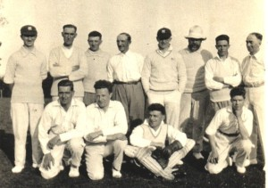 NUMBER 2 MONIFIETH CRICKET TEAM