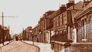 Police Station High Street 1915