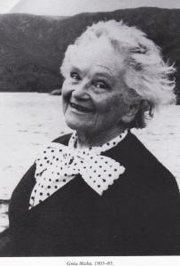 Greta Mitchie  1905 - 1985