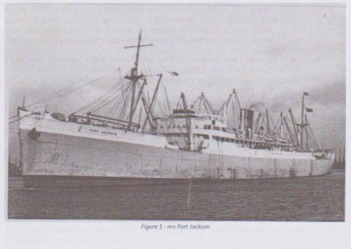 M.V Port Jackson