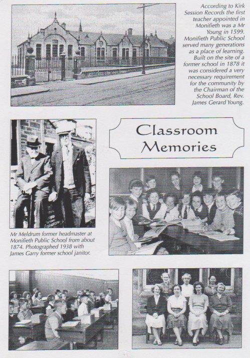 Class Room Memories