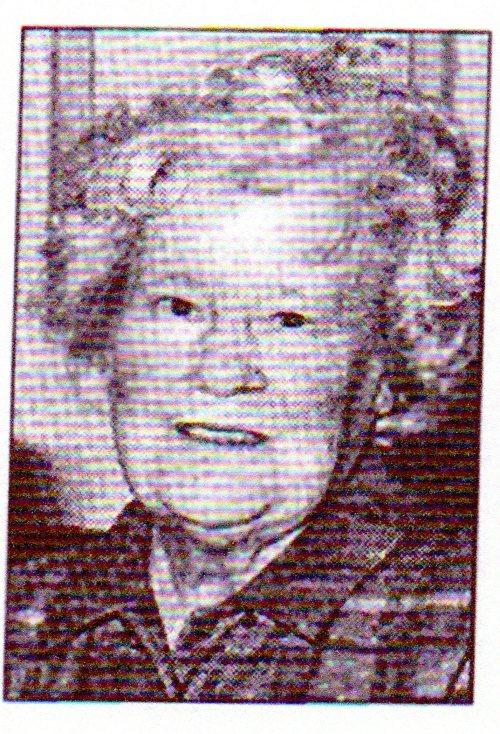 Winnie Cochrane