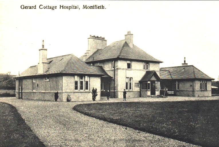 Milton house hotel monifieth